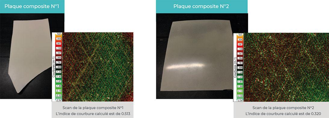 exemples de plaques composites