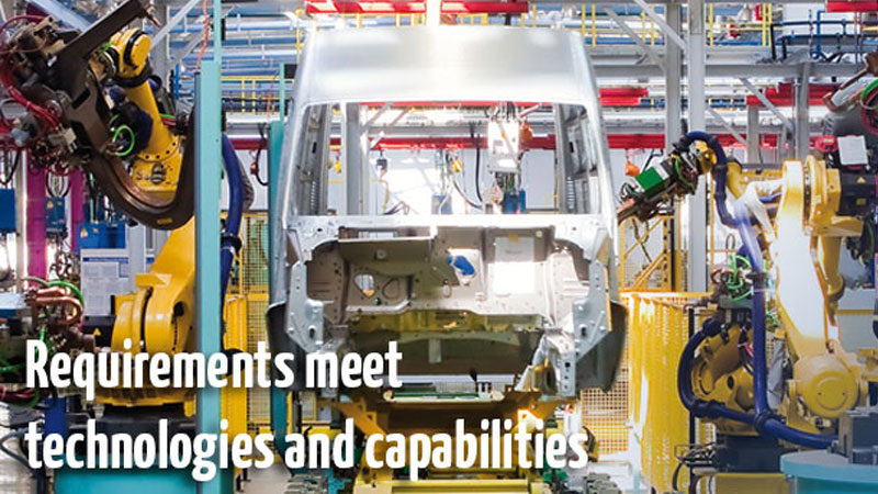 Detroit Automotive meetings