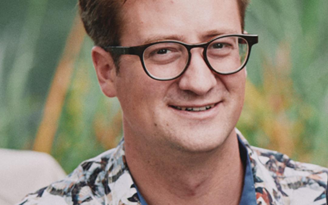Simon JUNG, V-optics commercial director